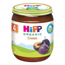 Пюре органическое фруктовое HiPP Слива 125 г 4253 ТМ: HiPP