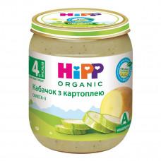 Пюре органическое овощное HiPP Кабачок Картофель 125 г 4022 ТМ: HiPP