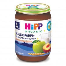 Манная молочная органическая каша HiPP с фруктами 190 г 5150 ТМ: HiPP