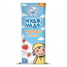 Молочный коктейль Чудо-Чадо с малиной 200 г 3764 ТМ: Чудо-Чадо