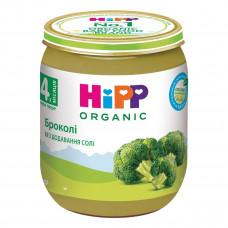 Пюре органическое овощное HiPP Брокколи 125 г 4012 ТМ: HiPP