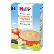 Каша молочная HiPP Кукурузная с фруктами и пребиотиками 250 г 2953 ТМ: HiPP