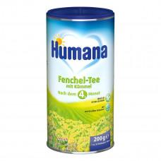 Чай Humana Фенхель с тмином 200г 730305 ТМ: Humana
