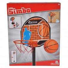Игровой набор Баскетбол Simba (7407609)