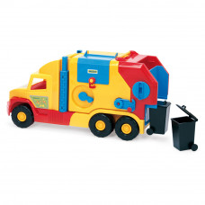 Игрушка Мусоровоз Wader Super Truck (36580)