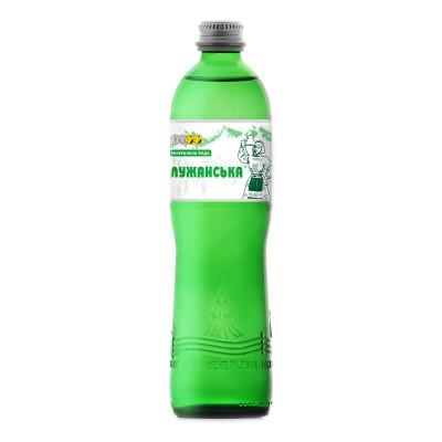 Вода минеральная Алекс Лужанская 0.5 л  ТМ: Лужанская