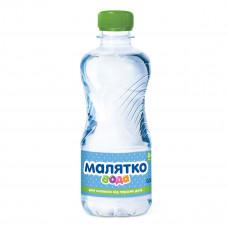 Питьевая вода Малятко 0,33 л  ТМ: Малятко