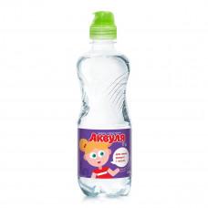 Питьевая вода Аквуля, 0,5 л  ТМ: Аквуля