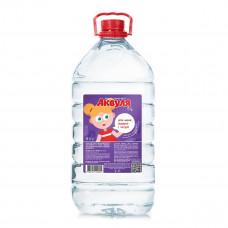 Питьевая вода Аквуля 6,0 л  ТМ: Аквуля