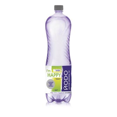 Вода Йодо негазированная 1,5л 1527135 ТМ: Йодо