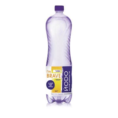 Вода Йодо газированная 1,5л 1527136 ТМ: Йодо