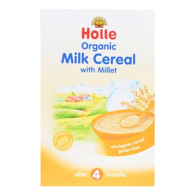 Каша молочная Holle злаковая с пшеном 250 г 95576 ТМ: Holle