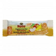 Фруктовый батончик Holle Яблоко-банан 25 г 94121 ТМ: Holle