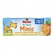 Фруктовый мини-батончик Holle Банан-апельсин 8х12,5 г 90417 ТМ: Holle