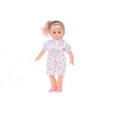 Кукла Same Toy в платье в цветочек, 45 см (8010BUt-1)