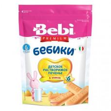 Печенье Bebi Premium Бебики 6 злаков 115 г  1007607 ТМ: Bebi