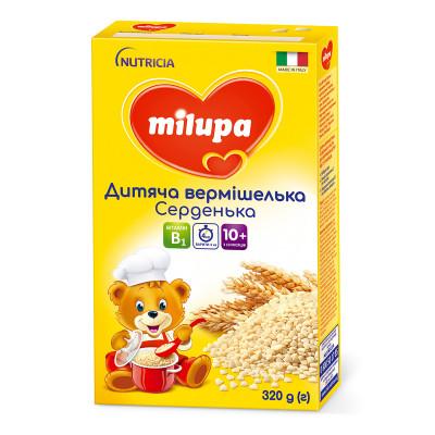 Детская вермишель Milupa Сердечки 168281 ТМ: Milupa