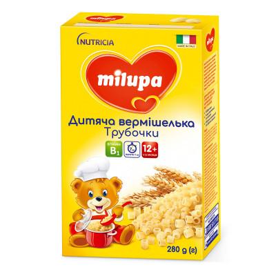 Детская вермишель Milupa Трубочки 168127 ТМ: Milupa