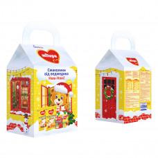 Подарочный набор Milupa рисовые коржики и пюре 170807 ТМ: Milupa