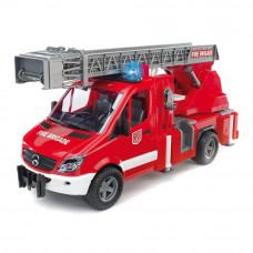 Пожарная машина Bruder Mercedes-Benz Sprinter с лестницей (2532)