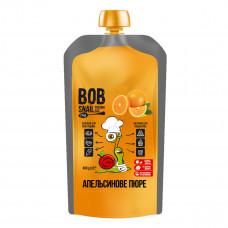 Фруктовое пюре Улитка Боб Orange 400 г  ТМ: Bob Snail