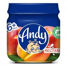 Пюре Andy Нектарин 80 г 1999516 ТМ: Andy