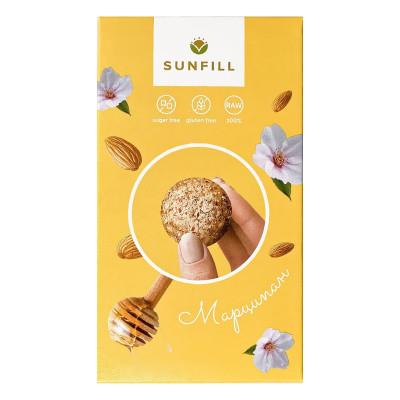 Конфеты Sunfill Марципан 150 г  ТМ: Sunfill