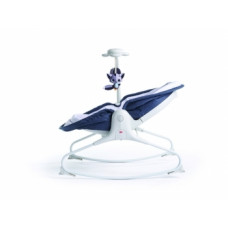 Кресло-кроватка-качалка Tiny Love Мамина любовь, синий (1805600030)