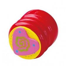 Шкатулка для молочных зубов Viga Toys Зубная фея Сердце, красный (53911)