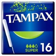 Тампоны Tampax Super Duo, 16 шт.