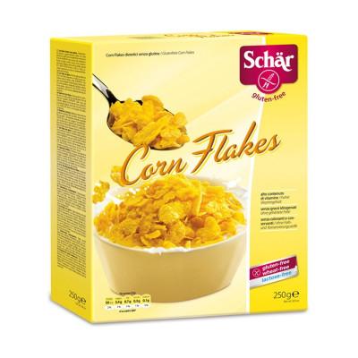 Безглютеновые кукурузные хлопья «Corn Flakes», 250 г  ТМ: Dr. Schar