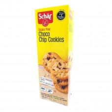Печенье с кусочками шоколада Dr. Schar Choco Chip Cookies, 100 г  ТМ: Dr. Schar