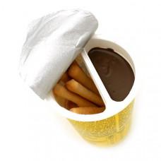 Гриссини с шоколадным кремом Dr. Schar Milly Gris & Ciocc, 150 г  ТМ: Dr. Schar