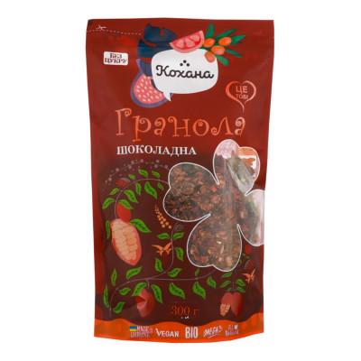 Гранола Кохана Шоколадная 300 г  ТМ: Кохана