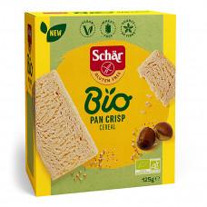 Хлебцы многозерновые Dr. Schar Pan Crisp Cereal 125 г  ТМ: Dr. Schar