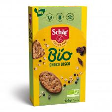 Овсяное печенье Dr. Schar Choco Bisco 105 г  ТМ: Dr. Schar