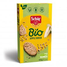 Овсяное печенье Dr. Schar Apple Bisco 105 г  ТМ: Dr. Schar