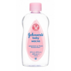 Масло JOHNSON'S® Baby, 200 мл