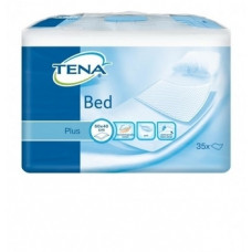 Одноразовые пеленки Tena Bed Plus, 60х40 см, 35 шт.