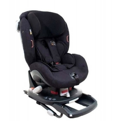 Автокресло BeSafe iZi Comfort X3 Isofix Moonrock black, черный