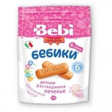 Печенье Bebi Premium Бебики 6 злаков, 115 г
