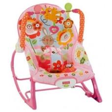 Масажное кресло-качалка Fisher-Price Банни