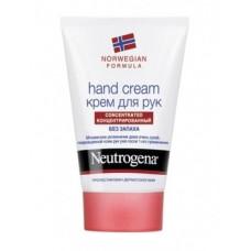 Крем для рук Neutrogena Норвежская формула концентрированный, без запаха, 50 мл