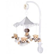 Плюшевый мобиль на кроватку Canpol Babies Медвежата (2/374)