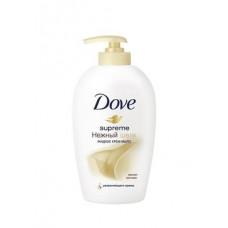 Жидкое крем-мыло Dove Нежный шелк, 250 мл