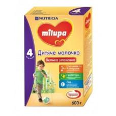 Сухое молочко Milupa 4, 600 г