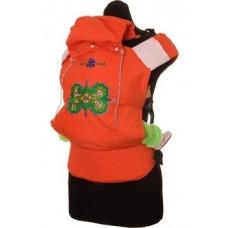 Эрго-рюкзак Василинка Сицилийский апельсин, размер S (21380)