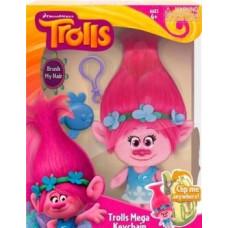 Мягкая игрушка с клипсой Trolls Розочка (Мачок) (6202A)