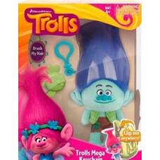 Мягкая игрушка с клипсой Trolls Бранч (6202B)