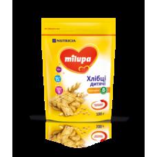 Детские хлебцы пшеничные Milupa, 100 г